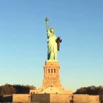 YouTube: Hombre vuela sobre Estatua de la Libertad (VIRAL)