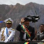 Evo Morales reclama propuesta oficial por escrito sobre salida al mar