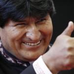 Evo Morales regresa de gira europea satisfecho por acuerdos logrados