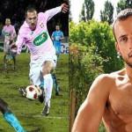 Bélgica: Futbolista deja liga europea para ser actor porno gay