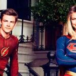 Flash y Supergirl podrían tener futuro crossover televisivo