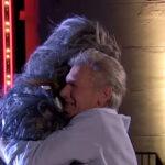 """Harrison Ford y Chewbacca reconciliados tras """"infidelidad marital"""""""
