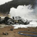 Corea del Sur: Dos muertos al estrellarse helicóptero de EEUU