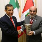 Ollanta Humala se reunió con el director general de la FAO en Roma