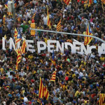 España: Parlamento de Cataluña aprueba declaración de independencia