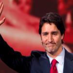 Justin Trudeau asume como primer ministro de Canadá