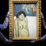 'La Gommeuse' de Picasso es vendida en 67,5 millones de dólares