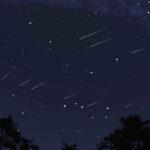 """""""Leónidas"""", espectacular lluvia de estrellas hoy en toda su dimensión"""