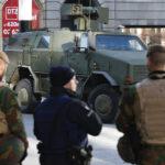 Bélgica: Detienen a cinco personas tras redadas antiterroristas