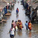 India: 55 muertos y 11,000 viviendas arrasadas por fuertes lluvias