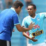 Daniel Ahmed no arriesgará a Carlos Lobatón frente a Alianza Lima