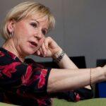OLP agradece palabras de ministra sueca condenadas por Israel