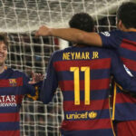 Barcelona con Messi golea 4-0 al Real Sociedad en la Liga BBVA