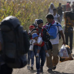 Unión Europea: 800 mil refugiados llegaron en 2015