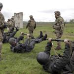 Policía jordano mata a dos soldados instructores estadounidenses