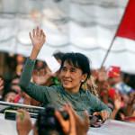 Birmania: Nobel de la Paz Suu Kyi gobernará desde la sombra