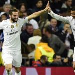 Real Madrid vence 1-0 a PSG por la Champions League