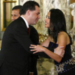 "Nadine Heredia llama ""cobarde"" a Omar Chehade"