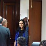 Gana Perú: Nadine Heredia respetó majestad del Congreso