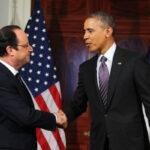 Obama y Hollande se reúnen tras ataques de París