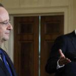 Obama y Hollande coordinan combate al Estado Islámico