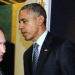 París: Obama y Putin tratan crisis en Turquía, Siria y Ucrania (VIDEO)
