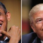 Obama afirma que habría sido 'divertido' hacer campaña contra Trump