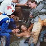Presidente Santos recuerda tragedia de Armero que 'estremeció' Colombia