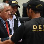 Guatemala: Cambian de cárcel a expresidente Otto Pérez Molina