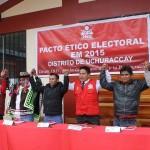 Uchuraccay: Realizarán debate municipal el 8 de noviembre