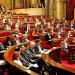 Cataluña: Parlamento debatirá el lunes 9 moción independentista