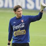 Perú vs. Paraguay: Diego Penny reemplazaría a Pedro Gallese