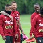 Perú vs. Paraguay: Selección inicia entrenamientos en la Videna