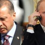 Presidente de Turquía solicita reunión con Vladimir Putin