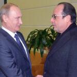 Francia: Hollande se reunirá con Barack Obama y Vladimir Putin
