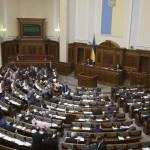Ucrania: Diputado da un botellazo en la cabeza a una colega en la Rada