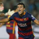 Barcelona: Rafinha renovó contrato hasta junio del 2020