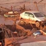 Brasil: 16 muertos y decenas de desaparecidos al colapsar represa