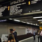 Francia: París con servicio normal de aviones, trenes y metros