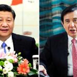 China y Taiwán anuncian histórica reunión de sus presidentes