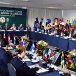 OEA: Ministros abordarán medidas contra la delincuencia