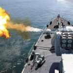 Armada rusa ataca a grupo terrorista Estado Islámico en Siria