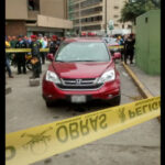 San Isidro: Balacera deja un herido en la avenida Arequipa