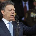 """Colombia: Santos advierte que se viene """"lo más severo"""" de El Niño"""