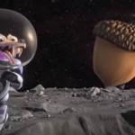 La era del hielo: Scrat va al espacio en corto (VIDEO)