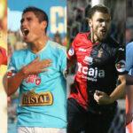 Play Off: Cristal – Vallejo y Melgar – Garcilaso en semifinales