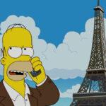 Los Simpson dan homenaje a las víctimas de París
