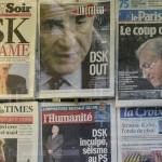 Francia: Periódicos ausentes de quioscos por huelga