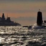 Turquía envía submarinos a zona donde opera buque ruso 'Moskva'