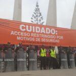Surco clausura cementerio San Pedro por medidas de seguridad